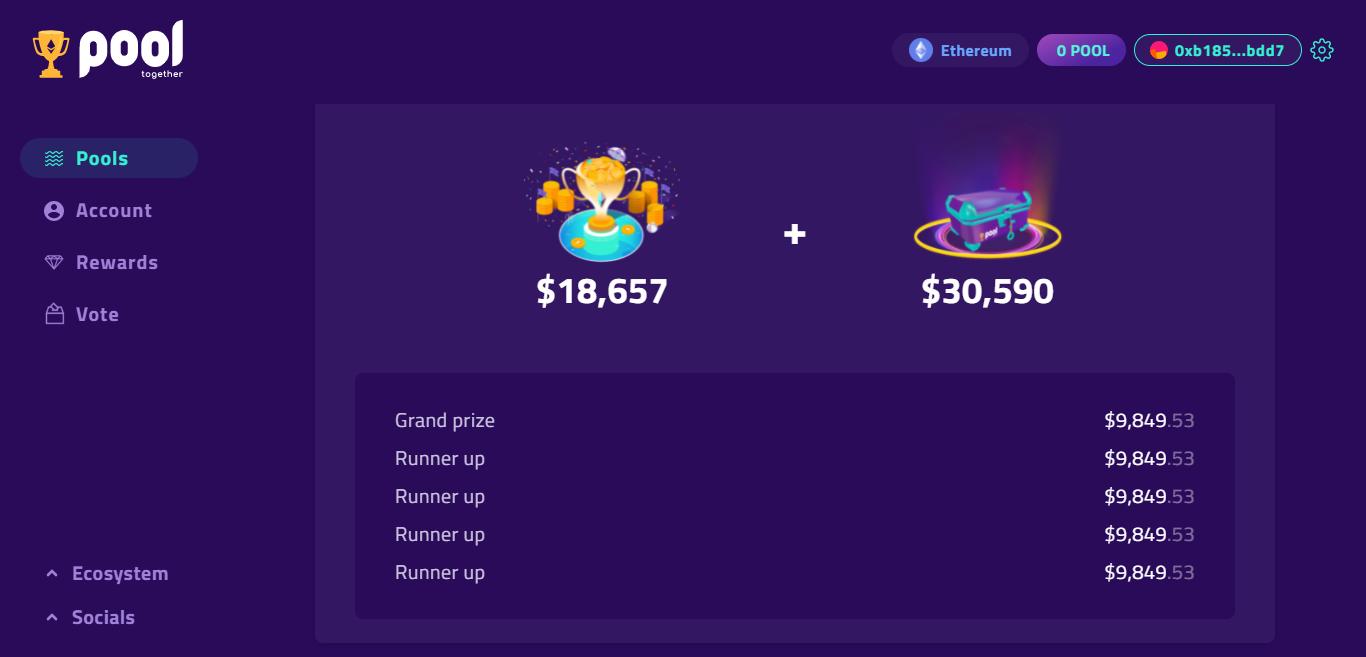 Cripto Loteria